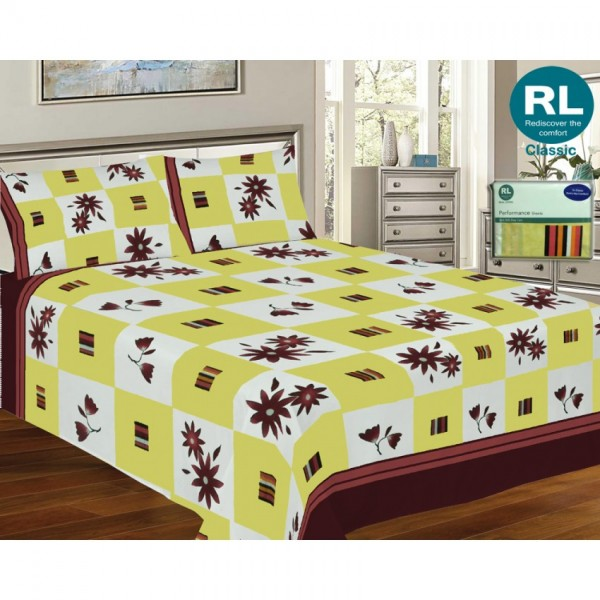 Real Living - Classic Bed Sheet A36