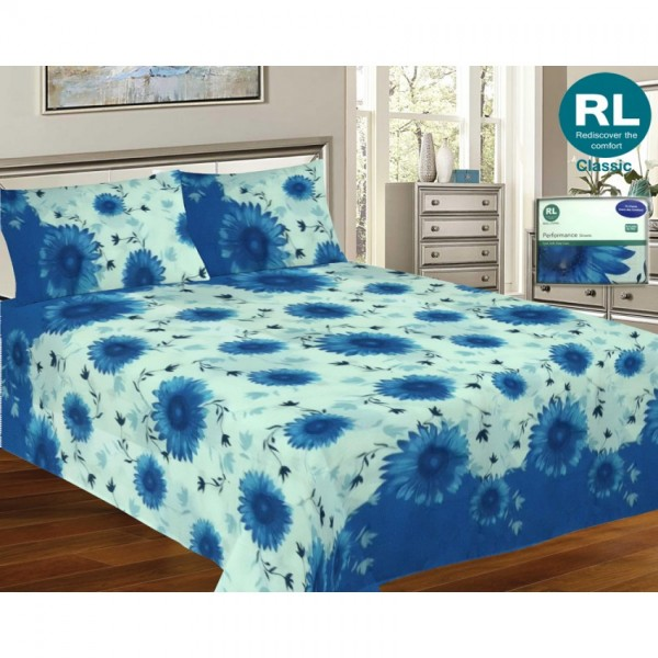 Real Living - Classic Bed Sheet A38