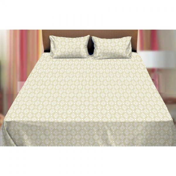 Real Living - High Quality Modes Bed Sheet - RL-M003