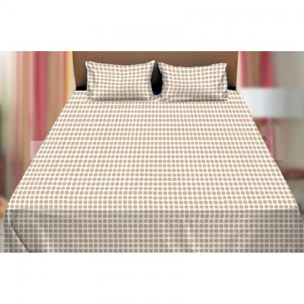Real Living - High Quality Modes Bed Sheet - RL-M004