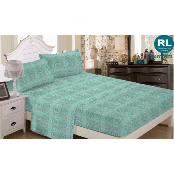 Real Living - Premium Bed Sheet A6