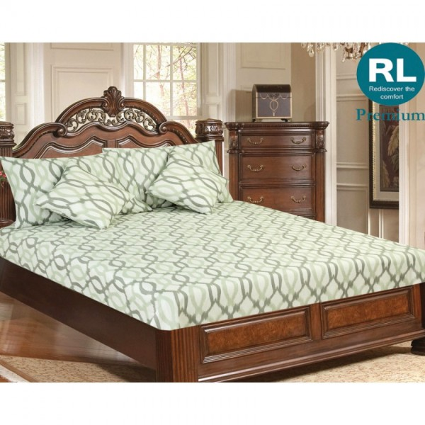 Real Living - Premium Bed Sheets A19