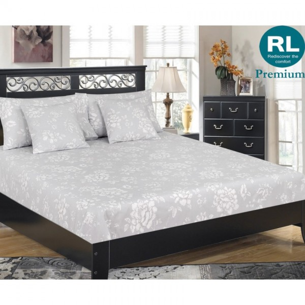 Real Living - Premium Bed Sheet A1