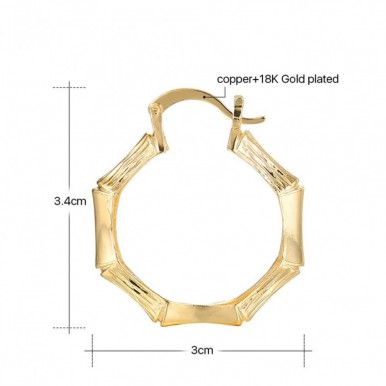 Gold Hoop Earring Trendy and stylish for Women – AE32