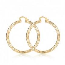 Big Round Hoop Earring For Women – AE33