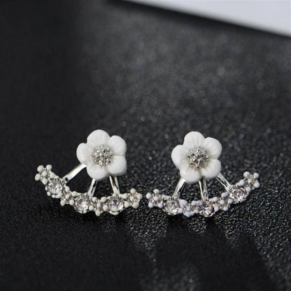 Flower Stud Earring For Women – AE37
