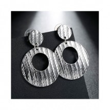 Silver Dangle Earrings – AE11
