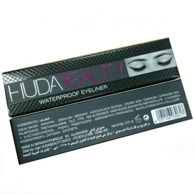 BUY 1 SLIM BODY SHAPING CLOTHES AND GET HUDA BEAUTY WATER PROOF EYELINER FOR FREE