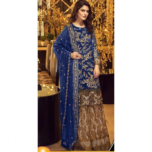 Wedding Edition Embroidery Collection For Womens