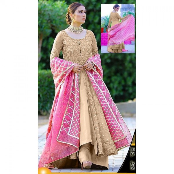 Full Embroidered Stylish Party Wear collection for women