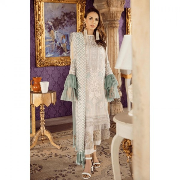 CHIFFON EMBROIDED COLLECTION