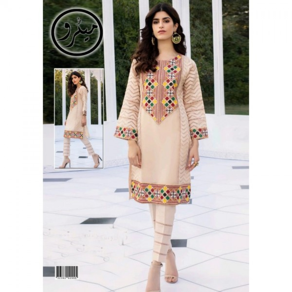 Traditional embroidered kurti for Her