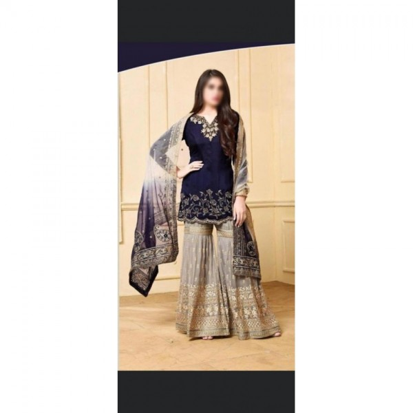 CHIFFON EMBROIDERED COLLECTION