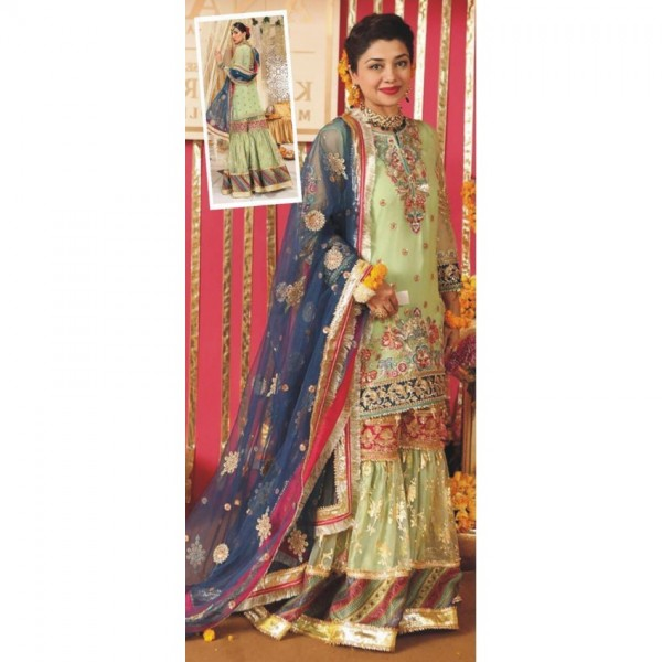 Party and Mehndi Wear Dress for Her