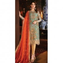 Beautiful Embroidered Dress for women