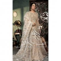 Beautiful Party Wear for Womens with Net Dupatta