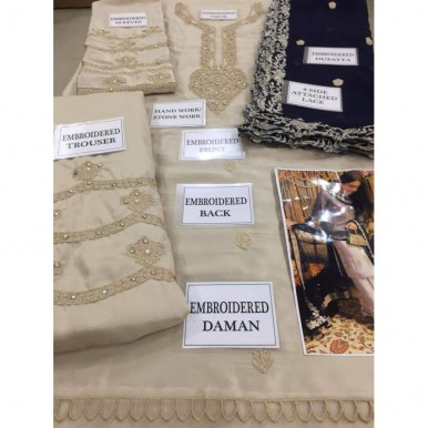 Silk Embroidered Collection for womens