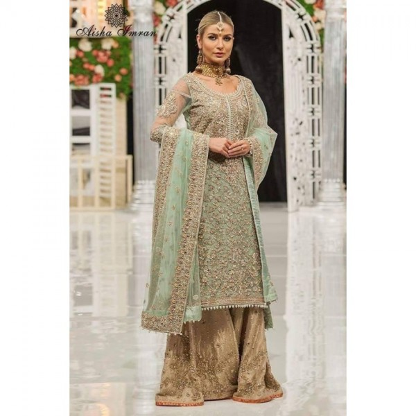 bridal Wear Embroidered collection