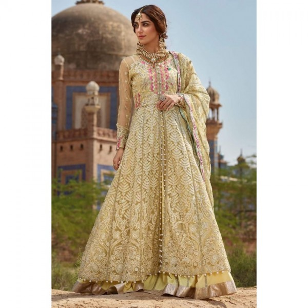 Wedding Embroidered Collection 2020
