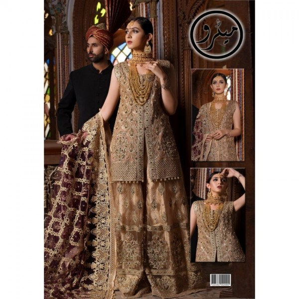 Most Hit Bridal Dress For Womens
