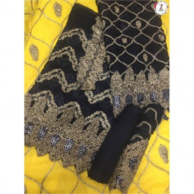 Dori Work Embroidered Dress for Her