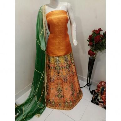 Wedding Wear Lehnga Dress for Ladies