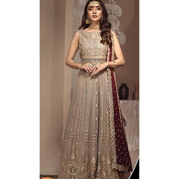 Chiffon Embroidered Fashion wear for Her