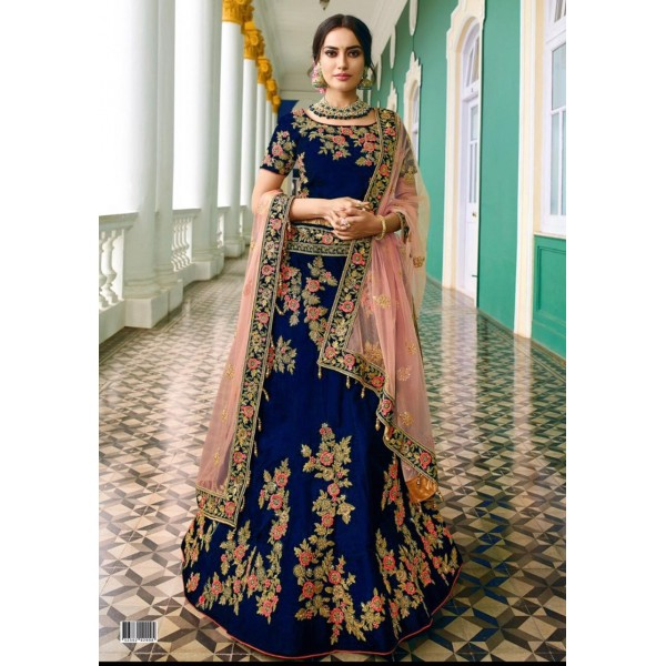 Embroidery MAXI with Net embroidery duppata