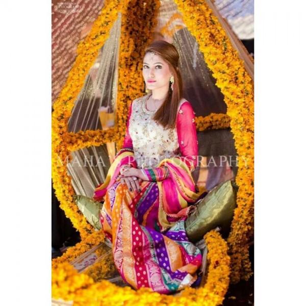Maysori Fabric Mayoun Bridal Dress
