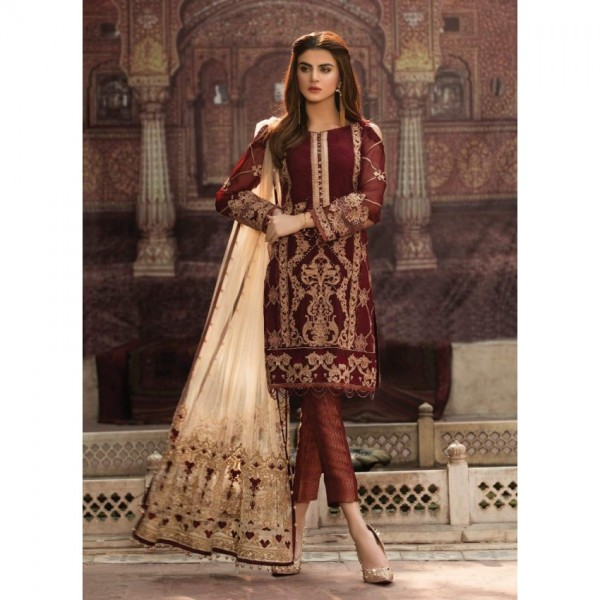 Classy Embroided party wear Collection for women