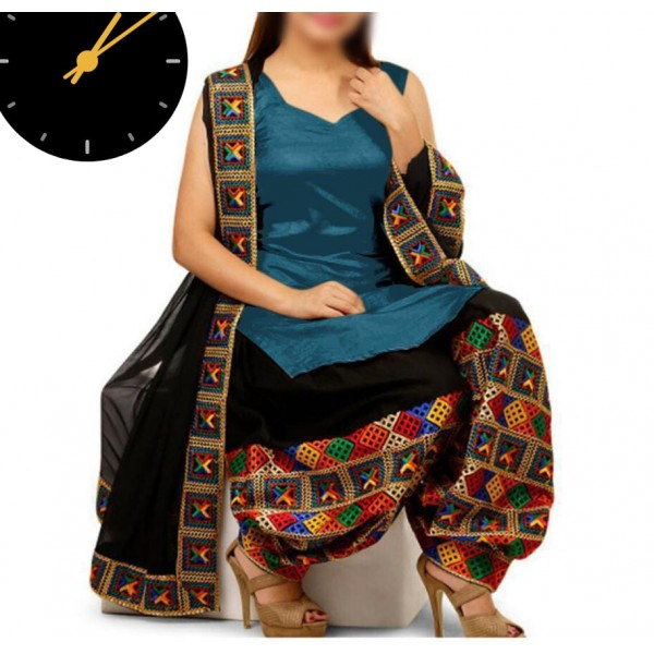 Pulkari Party Wear Collection Unstitched
