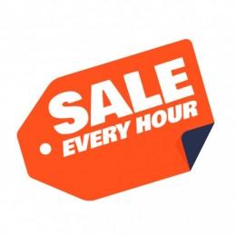 Sale Every Hour