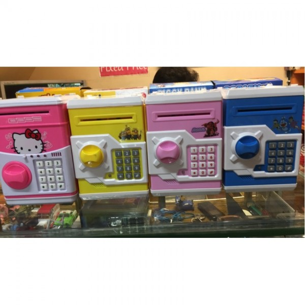 ELECTRONIC MONEY BOX for KIDS TH-SM