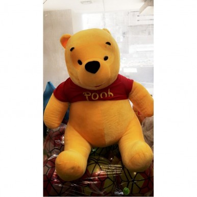 Big size pooh stuff toy 3 to 3.5 ft