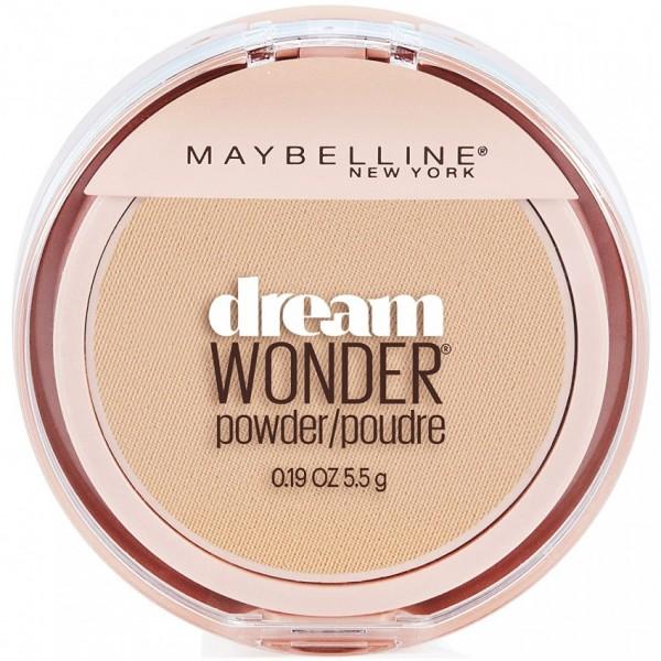 Mayebelline Dream Wonder Powder Clαssic Ivory Compact Powder