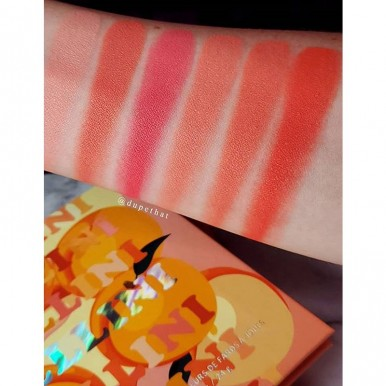 Branded BH Cosmetics Weekend Vibes Bellini - 6 Color Blush Palette