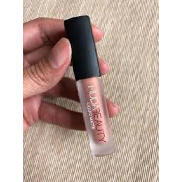 HUDA BEAUTY Liquid Matte Lipstick shade Bikini Babe Travel Size