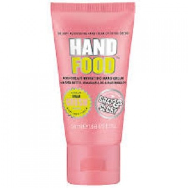 Soap and Glory Hand Food Non-Greasy Hydrating Hand Cream Travel Size 50ml