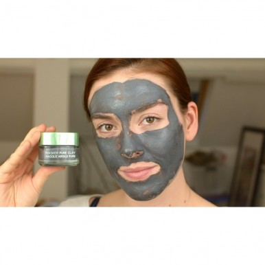 PURE-CLAY Detox and Brighten Face Mask
