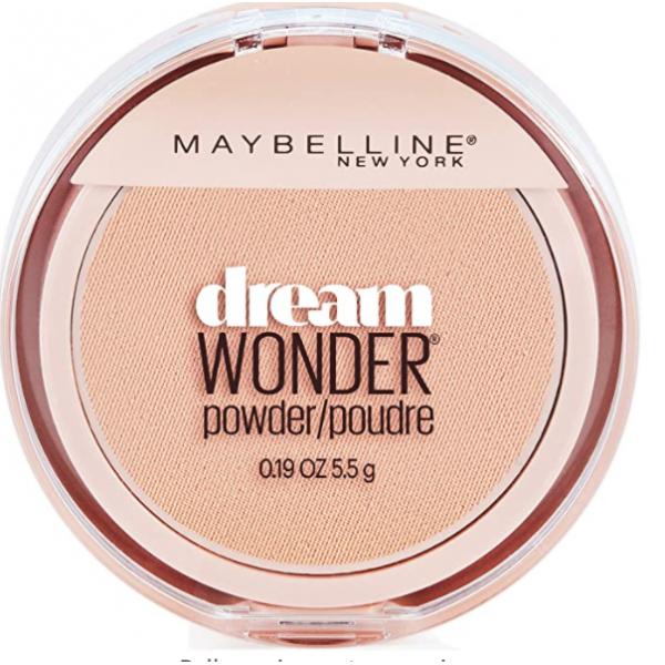 Maybelline New York Dream Wonder Powder Makeup Ivory