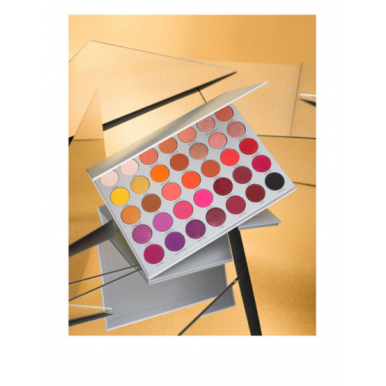 Morphe X Jaclyn Hill Volume II Eyeshadow Palette - 56g