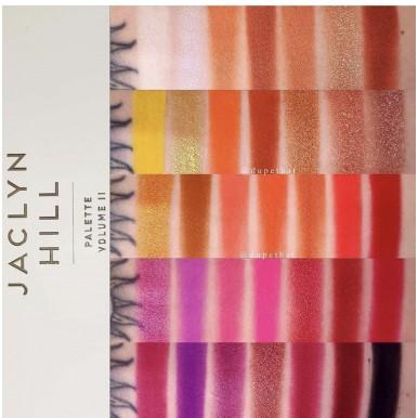 Morphe X Jaclyn Hill Volume II Eyeshadow Palette - ( 56g ) - Full Size