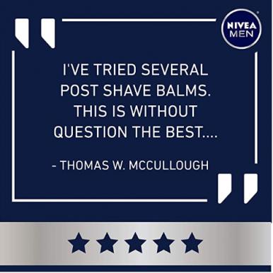 NIVEA Men Sensitive Post Shave Balm (100 ml)