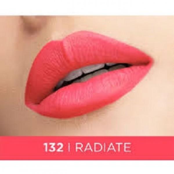 LOreal Rouge Signature Matte Liquid Lipstick 132 I Radiate