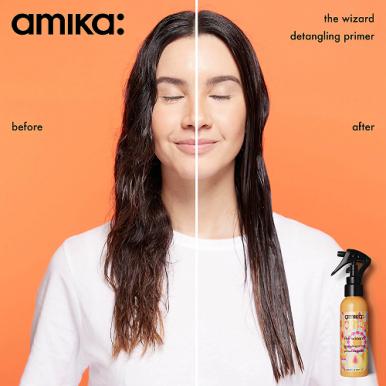 Amika The Wizard Detangling Primer Travel Size 30ml