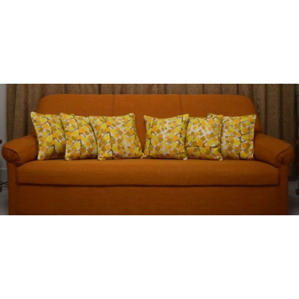 High quality fabric Autumn Cushion Covers Set