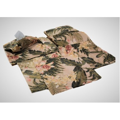 Elegant Design Floral Cushion Covers Set