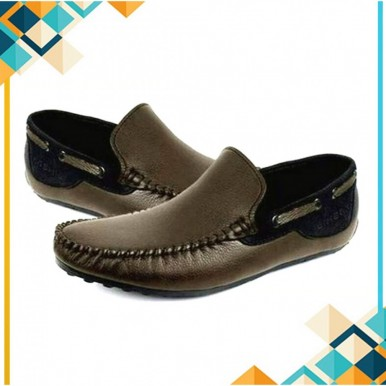 Mens Casual Shoes in Black Colour