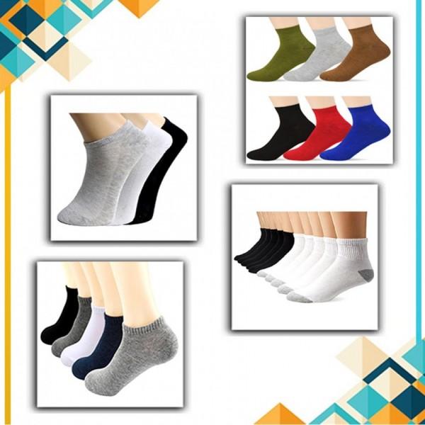 Mens Imported Ankle Socks Deal