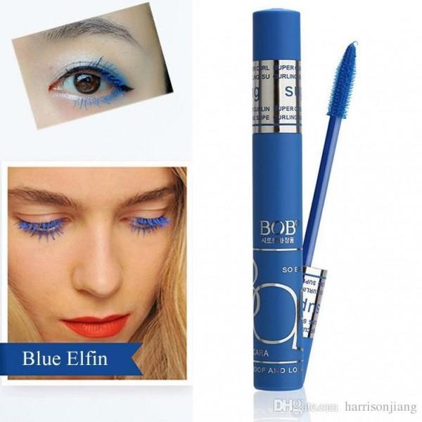 BOB True Colors Charming Colored Mascara- Blue